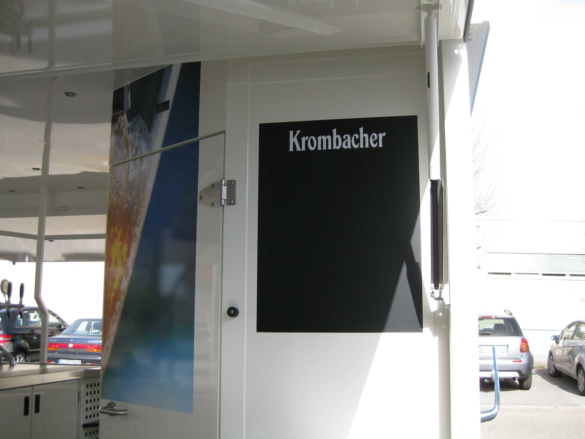 krombacher depot all in one ludwigsburg ihre eventagentur. Black Bedroom Furniture Sets. Home Design Ideas