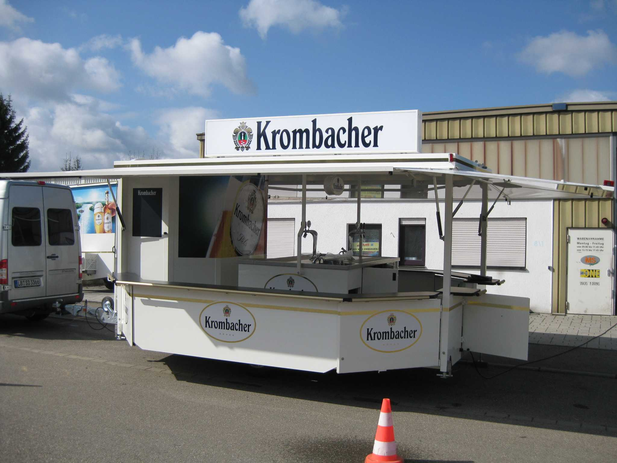 Krombacher Depot All In One Ludwigsburg Ihre Eventagentur